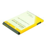2-Power MBI0093A mobile phone spare part Battery White,Yellow