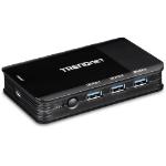Trendnet TK-U404 interruptor automatizado
