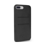 """TwelveSouth RelaxedLeather mobile phone case 14 cm (5.5"""") Cover Black"""