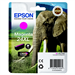 Epson C13T24334020 (24XL) Ink cartridge magenta, 740 pages, 9ml