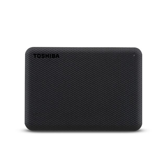 Toshiba Canvio Advance disco duro externo 4000 GB Negro