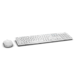 DELL KM636 Tastatur Bluetooth Weiß