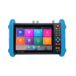 "Vigilant DS7TEST 7"" 1280 x 800pixels Black, Blue touch screen monitor"