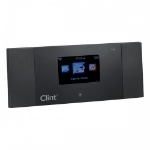 Clint H3 Wi-Fi Black digital audio streamer
