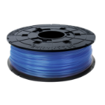 XYZprinting RFPLBXEU05J 3D printing material Polylactic acid (PLA) Blue,Transparent 600 g