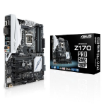 ASUS Z170-PRO Intel Z170 LGA 1151 (Socket H4) ATX motherboard