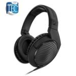 Sennheiser HD 200 PRO Circumaural Head-band Black