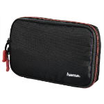 Hama Fancy Camera filter pouch Black, Red Polytex
