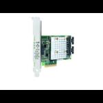 Hewlett Packard Enterprise SmartArray P408i-p SR Gen10 RAID controller PCI 12 Gbit/s