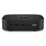 HP Chromebox G2 7th gen Intel® Core™ i5 8 GB DDR4-SDRAM 64 GB SSD Black Mini PC