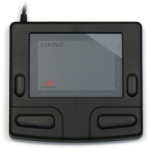 Cirque Glidepoint Smart Cat USB. Includes intelligent software; one touch scroll and zoom; and distinctive