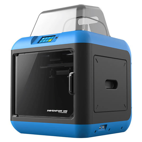Flashforge Inventor IIS 3D printer Fused Filament Fabrication (FFF) Wi-Fi