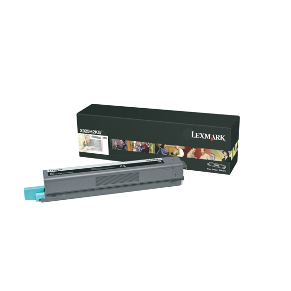 Lexmark X925H2KG Toner black, 8.5K pages