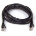 Belkin 1m 6 UTP 1m Black networking cable