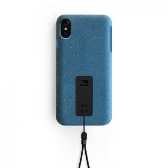 Lander Moab. iPhone XS Max. Blue