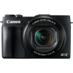"Canon PowerShot G1 X Mark II Compact camera 12.8MP 1.5"" CMOS 4352 x 2904pixels Black"