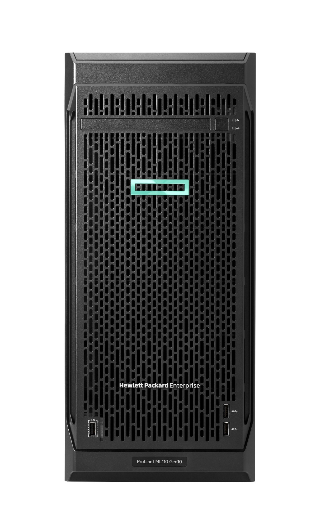 Hewlett Packard Enterprise ProLiant ML110 Gen10 servidor Intel® Xeon® Silver 2,1 GHz 16 GB DDR4-SDRAM 96 TB Torre (4,5U) 550 W