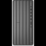 HP ENVY TE01-1006na i7-10700 Tower 10th gen Intel® Core™ i7 16 GB DDR4-SDRAM 2256 GB HDD+SSD Windows 10 Home PC Black