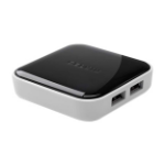 Belkin F4U020AU interface hub USB 2.0 480 Mbit/s Black,White