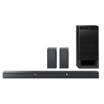 Sony HT-RT3 home cinema system 5.1 channels 600 W Black