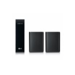 LG SPK8 speaker set 2.0 channels 140 W Black