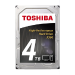 Toshiba X300 4TB internal hard drive HDD 4000 GB Serial ATA III