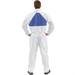 3M BASIC PROTECTIVE COVERALL EXTRALARGE