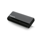 iogear GMPC10K power bank Black Lithium-Ion (Li-Ion) 10000 mAh