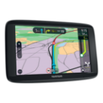 "TomTom VIA 52 Fixed 5"" Touchscreen 209g Black navigator"