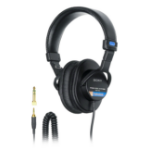 Sony MDR7506 headphones/headset Head-band Black