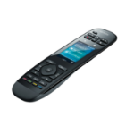 Logitech Harmony Ultimate One IR Wireless Touch screen/Press buttons Black remote control