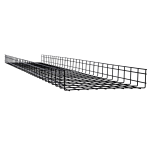 Tripp Lite SRWB18410STR cable tray Straight cable tray Black