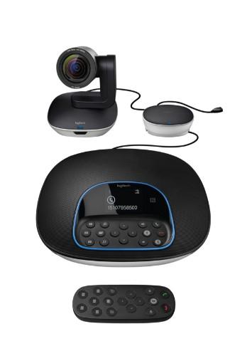 Logitech GROUP Full HD Group video conferencing system video conferencing system