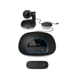 Logitech GROUP Full HD Group video conferencing system video conferencing system