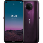 "Nokia 5.4 16.2 cm (6.39"") Android 10.0 4G USB Type-C 4 GB 64 GB 4000 mAh Purple"
