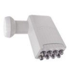 Maximum XO-18 White Low Noise Block downconverter (LNB)