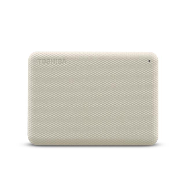 Toshiba Canvio Advance disco duro externo 2000 GB Blanco