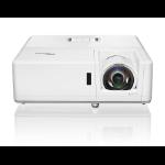 Optoma ZH406ST beamer/projector Plafond/vloergemonteerde projector 4200 ANSI lumens DLP 1080p (1920x1080) 3D Wit