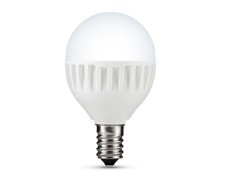 LED-GOLFBALL E14 827 4.1WMILKY 270LM 20000H
