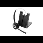 Jabra PRO 935 Monauraal Hoofdband Zwart hoofdtelefoon