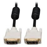 Tripp Lite DVI Single Link Cable, Digital TMDS Monitor Cable (DVI-D M/M), 22.86 m