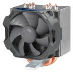 ARCTIC Freezer 12 CO - Compact Semi Passive Tower CPU Cooler for Continuous Operation