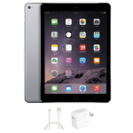 eReplacements Apple iPad Air 2 64GB Black,Grey Refurbished tablet