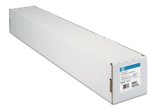 HP Coated Paper-610 mm x 45.7 m (24 in x 150 ft) large format media