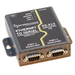 Brainboxes ES-413 serial server RS-422/485
