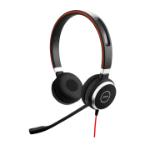 Jabra Evolve 40 UC Stereo USB-C Binaural Head-band Black 6399-829-289