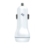 Swiss Mobility SCDC234L-W Auto White mobile device charger