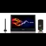 "Lenco TFT-1028 portable TV 25.4 cm (10"") 1024 x 600 pixels Black"