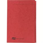 EUROPA SQUARECUT FLDR FCP RED 4828PK50
