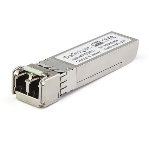 StarTech.com Dell EMC SFP-10G-ER Compatible SFP+ Module - 10GBASE-ER - 10GbE Single Mode Fiber SMF Optic Transceiver - 10GE Gigabit Ethernet SFP+ - LC 40km - 1550nm - DDM